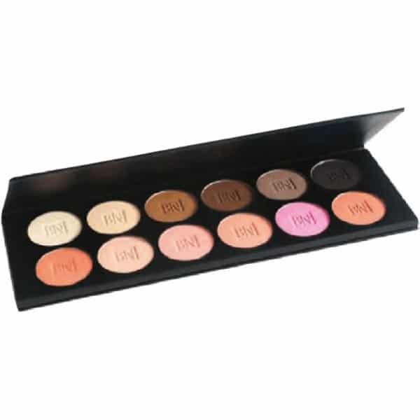 Ben Nye Essential Eyeshadow & Rouge,