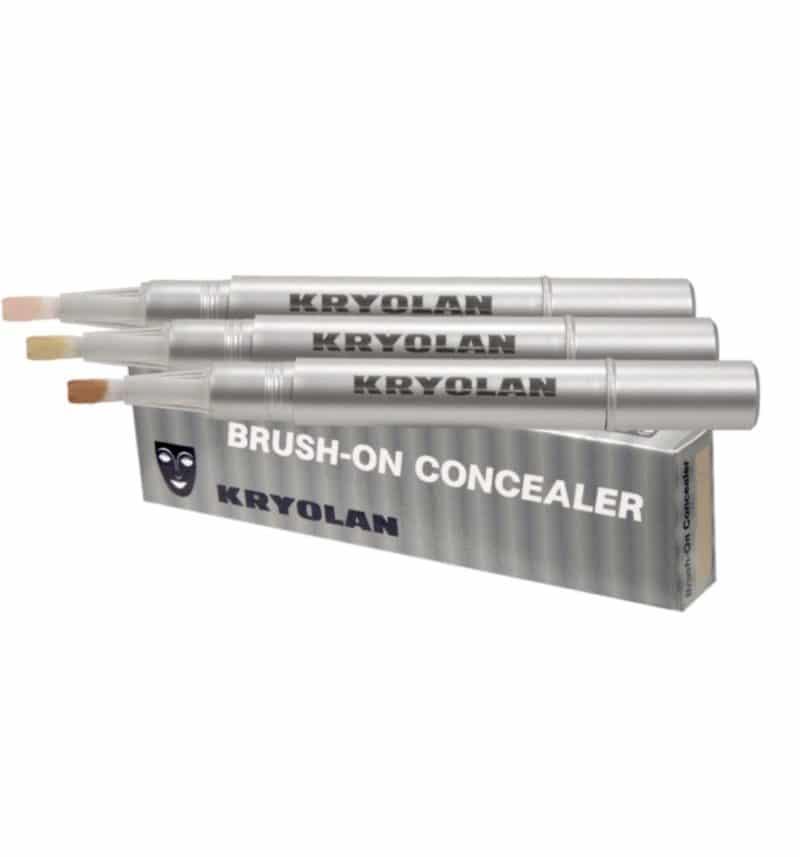 Kryolan Brush-on Concealer, versch. Farben