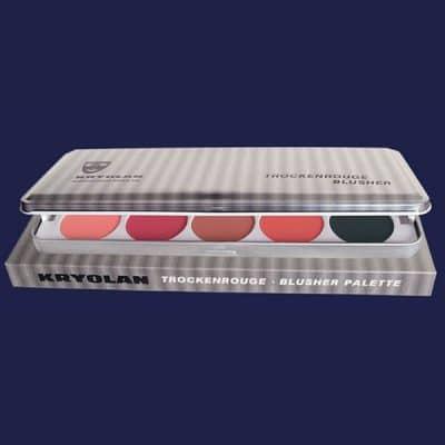 Kryolan Trockenrouge 5er-Palette, products-5196.jpg