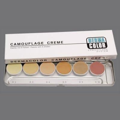 products-71007.jpg, Dermacolor Camouflage Creme 6er-Palette