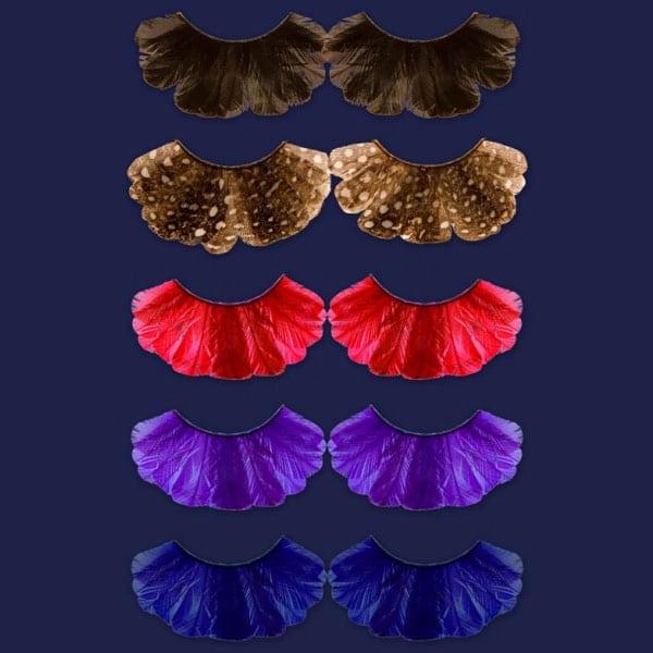 Kryolan Wimpern - Peacock, products-9341.jpg