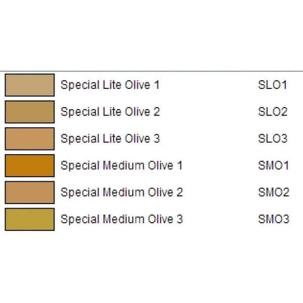 Joe Blasco UltraBase - Special Olive Collection