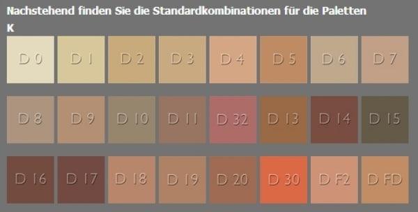 Dermacolor Camouflage Creme 24er-Palette