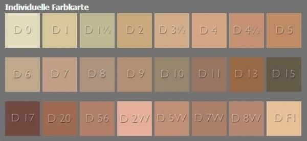 Dermacolor Body Camouflage, versch. Farben - 50ml-Tube