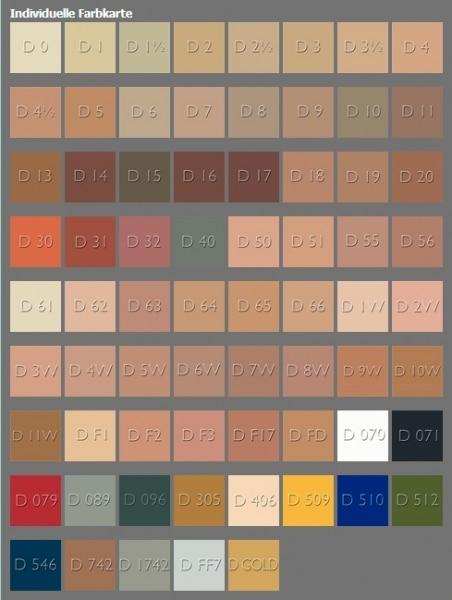 Dermacolor Camouflage Creme, versch. Farben - 4g