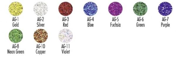 Ben Nye Aqua Glitter, 1 fl.oz./29ml., versch. Farben