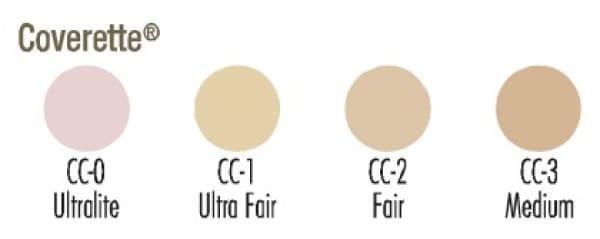 Ben Nye Coverette 0,3 oz. / 8,5 gr., versch. Farben