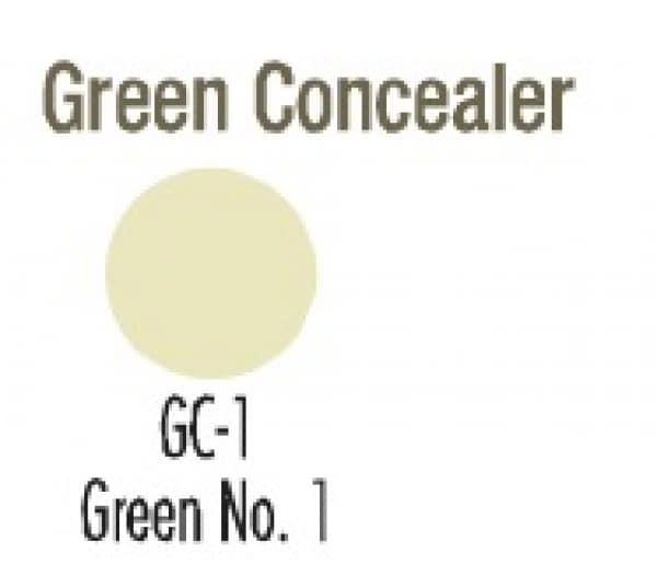 Ben Nye Green Concealer 0,3 oz. / 8,5 gr.