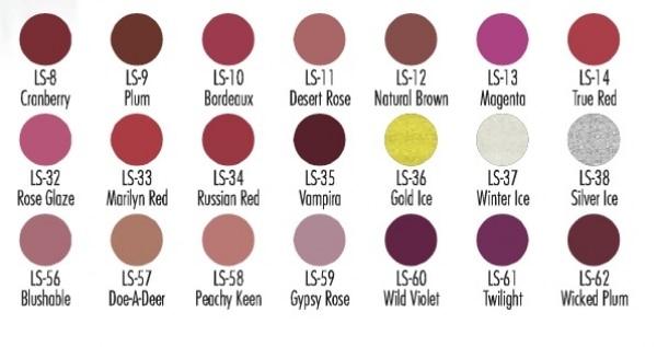 Ben Nye Lipsticks, versch. Farben