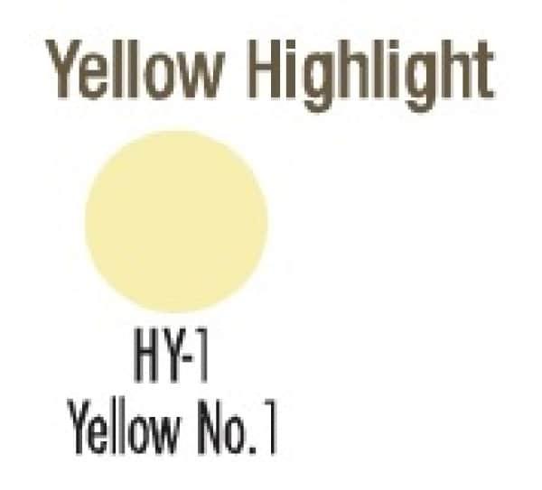Ben Nye Yellow Highlight 0,3 oz. / 8,5 gr.