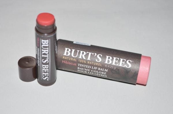 burtsbees_5_hibiscus_1_von_1.jpg, Burts Bees Tinted Lipbalm - Hibiscus