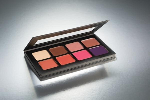 mediapro_hd_select_palette_blush_e_contour.jpg, Ben Nye MediaPRO HD Select Palette Blush & Contour