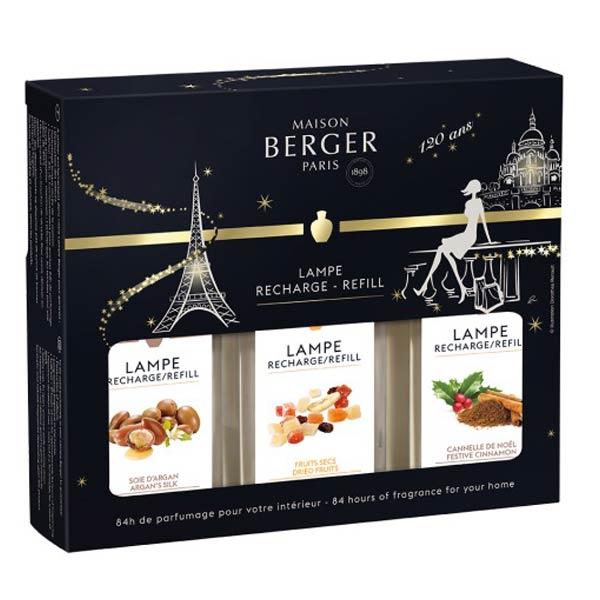 Lampe Berger Dufttrio - Saisonal 3 x 180ml