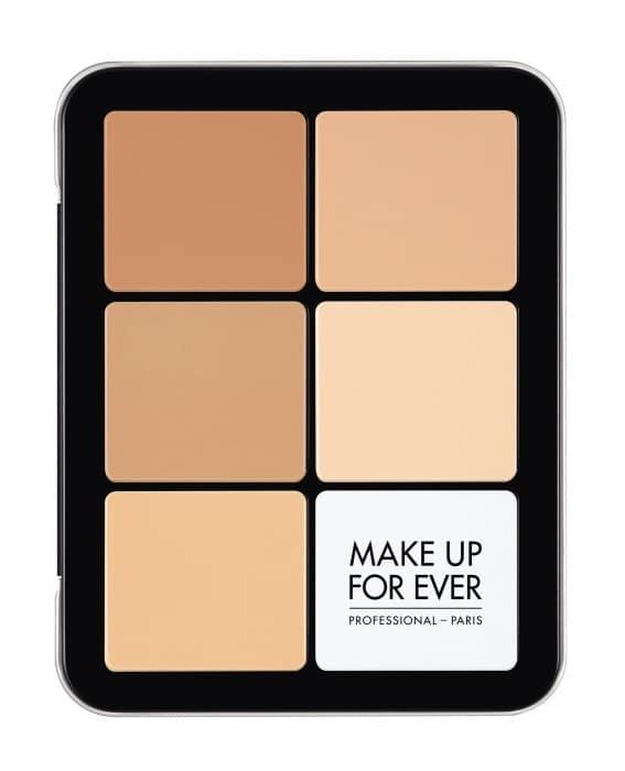 ultra hd palette, MAKE UP FOR EVER - Ultra HD Palette 12 Foundation 27,6g